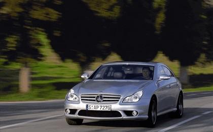 2009 Mercedes-Benz CLS63 AMG 21