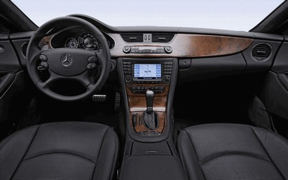 2009 Mercedes-Benz CLS63 AMG 24