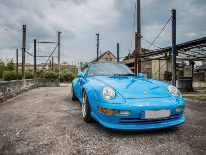 1995 Porsche 911 ( 993 ) GT2 28