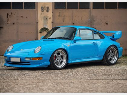 1995 Porsche 911 ( 993 ) GT2 31