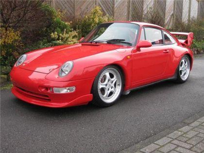 1995 Porsche 911 ( 993 ) GT2 RS Clubsport 1