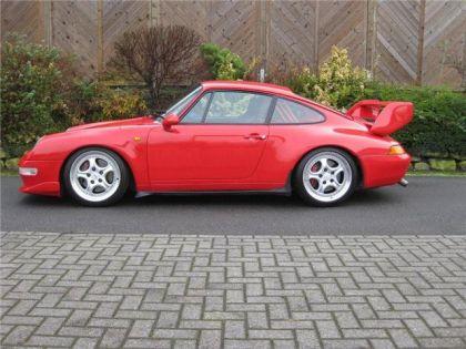 1995 Porsche 911 ( 993 ) GT2 RS Clubsport 2