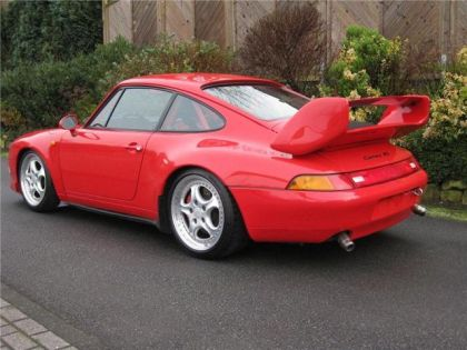 1995 Porsche 911 ( 993 ) GT2 RS Clubsport 3