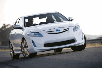 2009 Toyota HC-CV ( Hybrid Camry Concept Vehicle ) 9