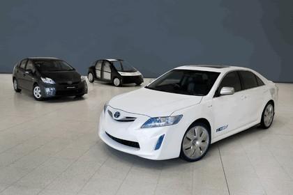2009 Toyota HC-CV ( Hybrid Camry Concept Vehicle ) 13