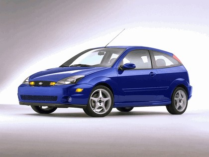 2002 Ford Focus SVT 2