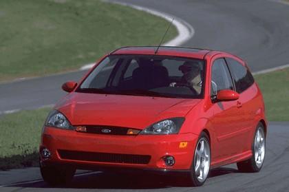 2002 Ford Focus SVT 9