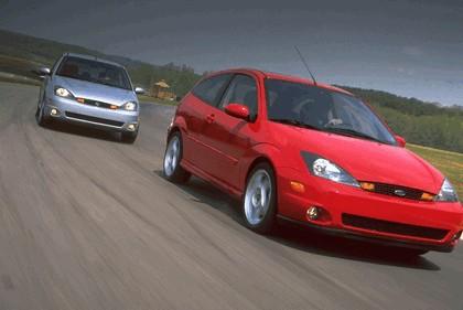 2002 Ford Focus SVT 12
