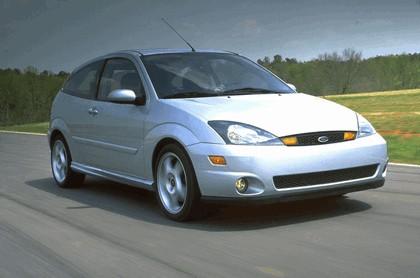 2002 Ford Focus SVT 14