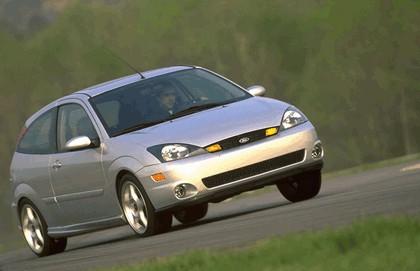 2002 Ford Focus SVT 16