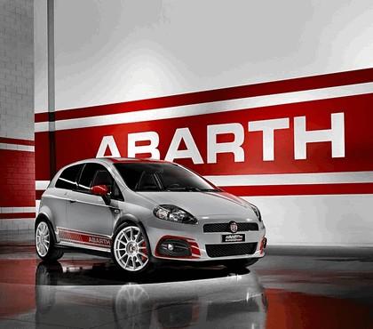 2009 Fiat Grande Punto SuperSport Abarth 1
