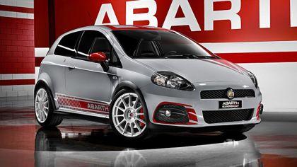 2009 Fiat Grande Punto SuperSport Abarth 2