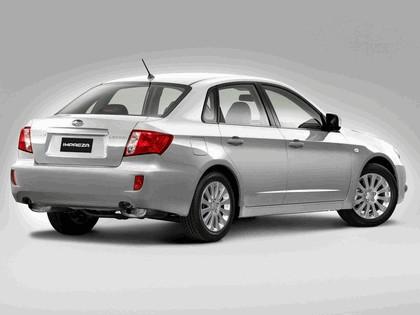2008 Subaru Impreza 2.0R sport sedan 2