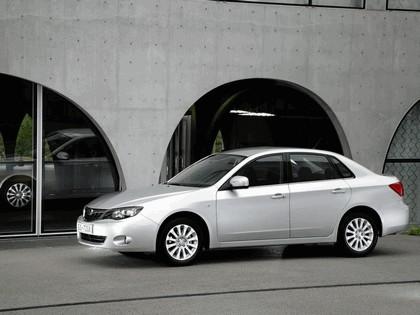 2008 Subaru Impreza 2.0R sport sedan 3