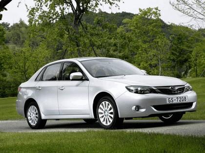 2008 Subaru Impreza 2.0R sport sedan 7