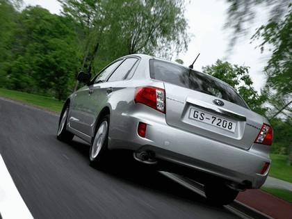 2008 Subaru Impreza 2.0R sport sedan 10