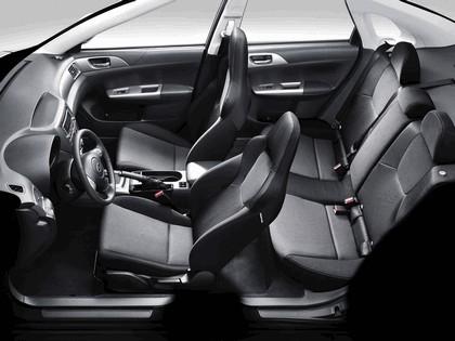 2008 Subaru Impreza 2.0R sport sedan 11