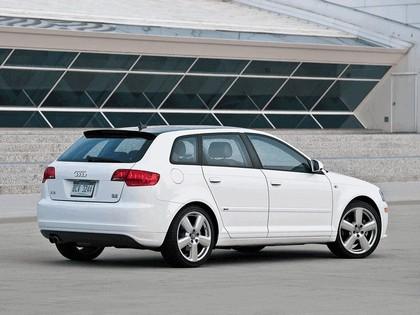 2008 Audi A3 sportback S-line - USA version 2