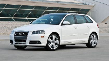 2008 Audi A3 sportback S-line - USA version 3