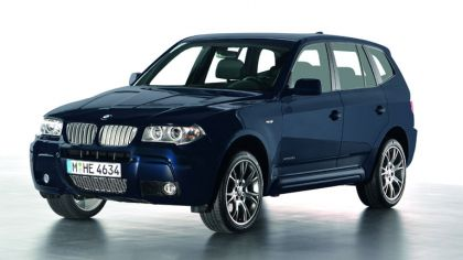 2009 BMW X3 limited sport edition 9