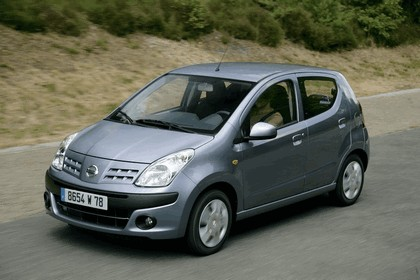 2009 Nissan Pixo 11