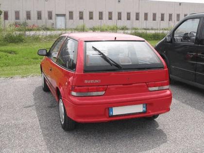 1989 Suzuki Swift 9