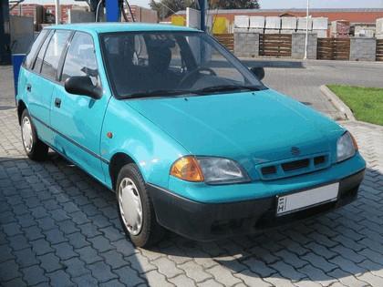1989 Suzuki Swift 10
