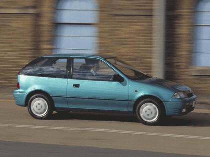 1989 Suzuki Swift 11