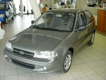 1989 Suzuki Swift 13
