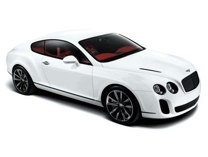 2009 Bentley Continental GT Supersports 2