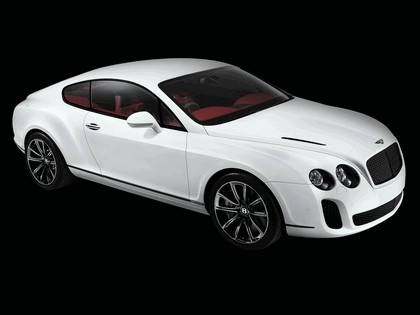 2009 Bentley Continental GT Supersports 8