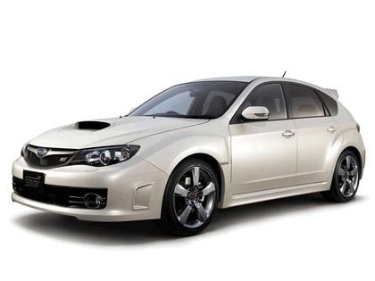 2009 Subaru Impreza WRX STi A-line 1