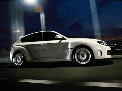 2009 Subaru Impreza WRX STi A-line 3