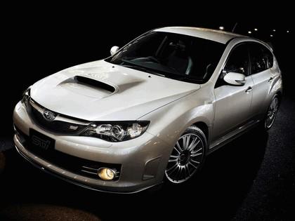 2009 Subaru Impreza WRX STi A-line 4