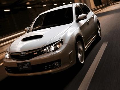 2009 Subaru Impreza WRX STi A-line 5