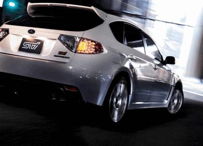 2009 Subaru Impreza WRX STi A-line 6