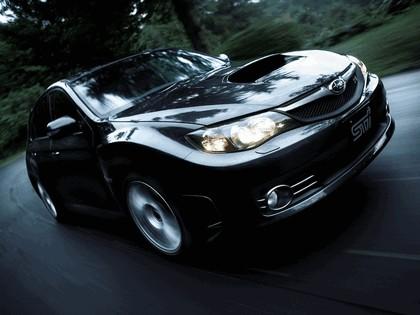 2009 Subaru Impreza WRX STi A-line 7