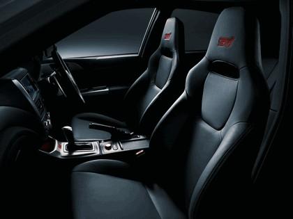 2009 Subaru Impreza WRX STi A-line 9