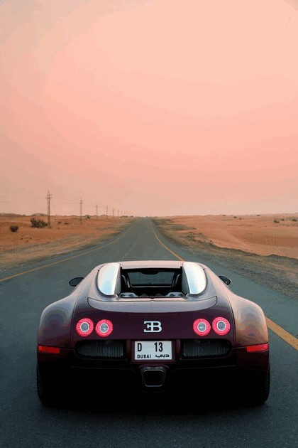 2009 Bugatti Veyron Centenaire 13