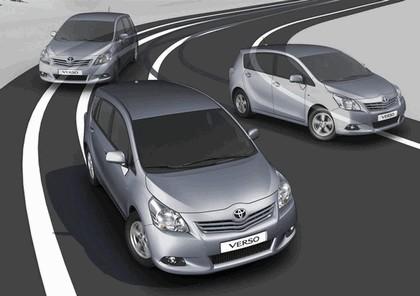 2009 Toyota Verso 20
