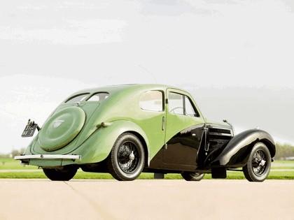 1936 Bugatti Type 57C Coupé Aerodynamique 2