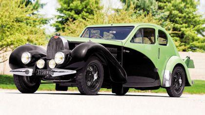 1936 Bugatti Type 57C Coupé Aerodynamique 5
