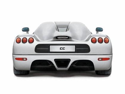 2002 Koenigsegg CC 3