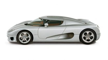 2002 Koenigsegg CC 4