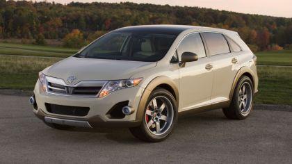 2009 Toyota Venza AutoShow ( SEMA 2008 ) 8