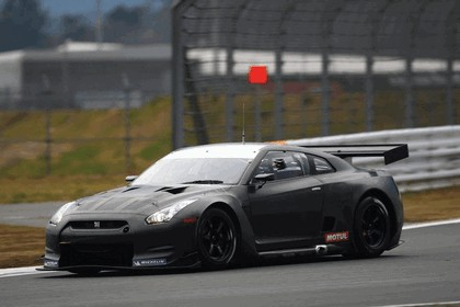 2009 Nissan GT-R FIA GT1 2