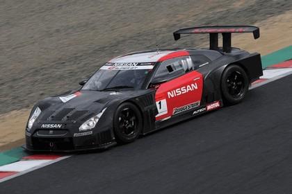 2009 Nissan GT-R FIA GT1 5