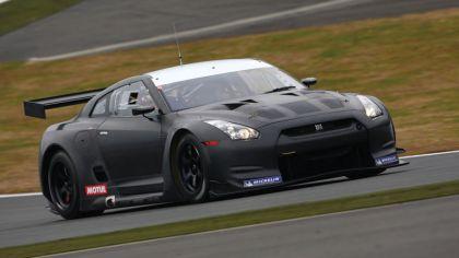 2009 Nissan GT-R FIA GT1 4