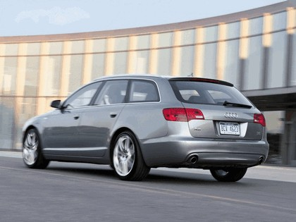 2007 Audi A6 3.2 Quattro Avant S-Line - USA version 4
