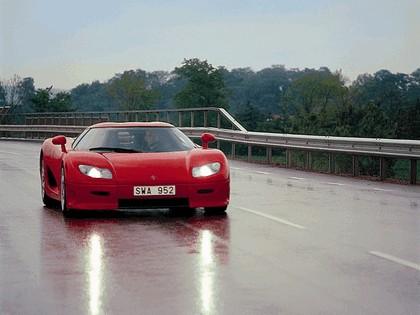 2002 Koenigsegg CC8S 3
